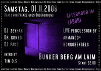 01.11.2008 Beatz for Freakz goes Underground