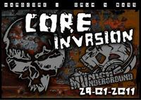 29.01.2011 Munich Underground - Core Invasion