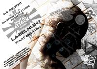 04.02.2011 Brutal Attack Records Lablenight