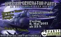 06.05.2011 Partyguerilla - Open-Air-Generator-Party