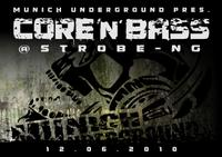 12.06.2010 Munich Underground - Core'n'Bass