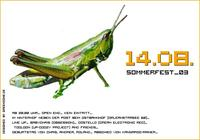 14.08.2003 Orleanstr.60 - Triple B-Day Bash
