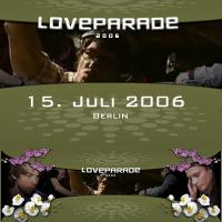 15.07.2006 Loveparade 2006 (Berlin)