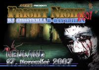 17.11.2007 Fright Night 2007