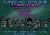 20.12.2008 Beatz for Freakz - Robot Dance