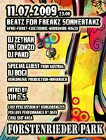 11.07.2009 Beatz for Freakz Sommertanz