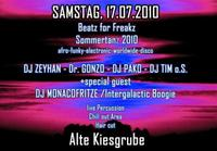 17.07.2010 Beatz for Freakz - Sommertanz 2010